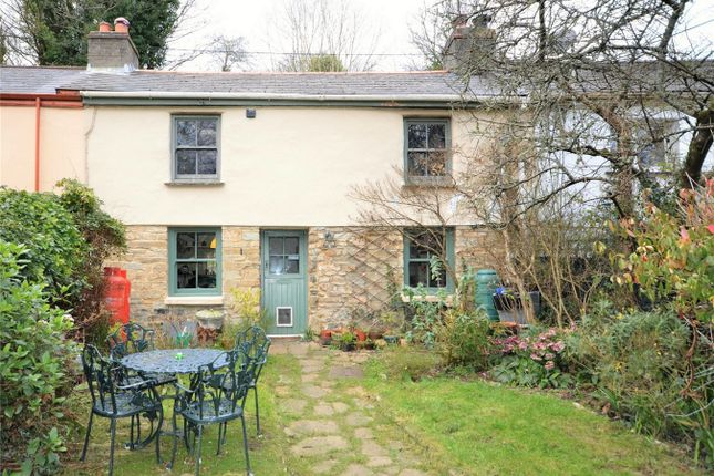Thumbnail Cottage for sale in Station Road, Chacewater, Truro, Cornwall