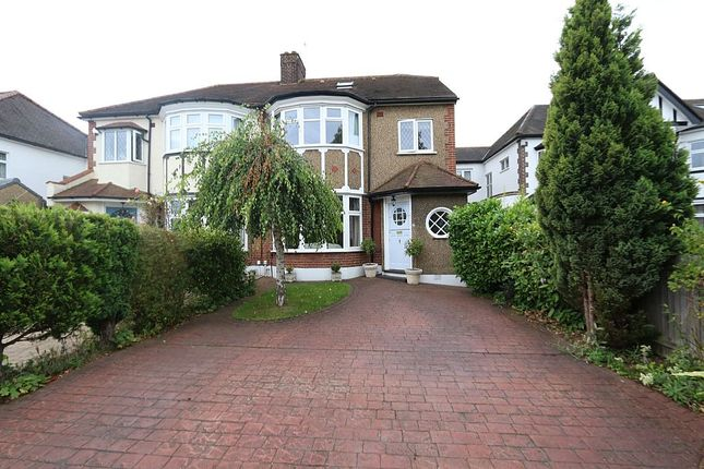 Thumbnail Semi-detached house for sale in Hoodcote Gardens, London, London