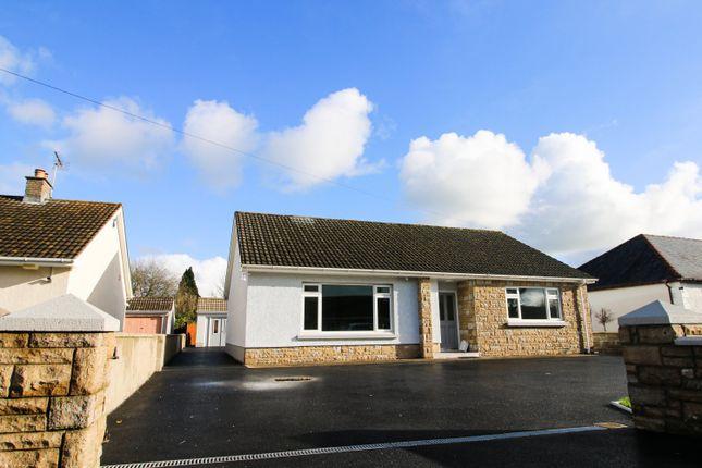Thumbnail Detached bungalow for sale in Saron, Llandysul, 5Dy