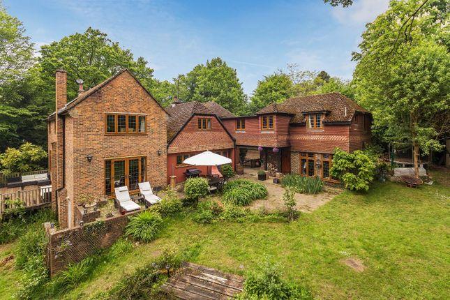 Thumbnail Detached house for sale in Chalk Road, Loxwood, Billingshurst