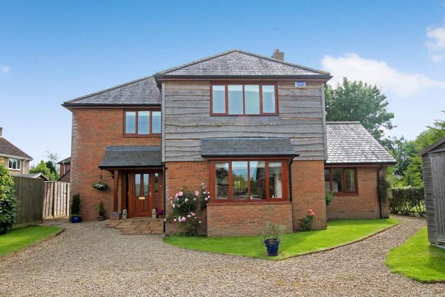 Thumbnail Detached house for sale in Kingston, Sturminster Newton, Dorset