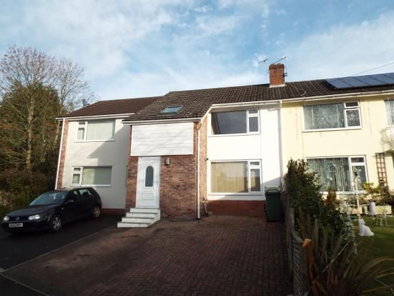 Thumbnail Terraced house for sale in Woodbury Avenue, Wells