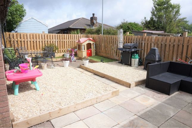 Rear Garden of Blackthorn Place, Sketty SA2