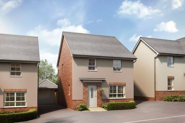 """4 bed detached house for sale in """"Chester"""" at Upper Chapel, Launceston PL15"""