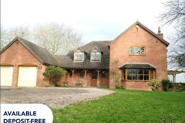 Thumbnail Detached house to rent in Netherstowe, Lichfield, Lichfield