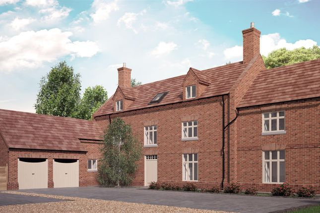 Thumbnail Detached house for sale in Plot 3, Cadeby Court, Sutton Lane, Cadeby