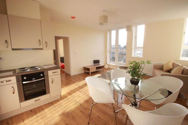Thumbnail Flat to rent in Riverhill Apartments, 10 12 London Road, Maidstone, Kent