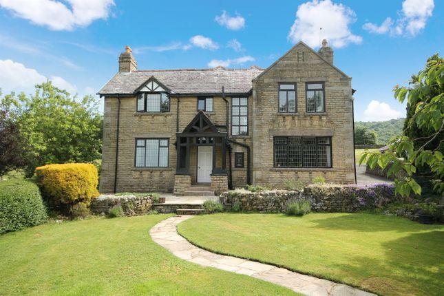 Thumbnail Detached house for sale in Top Of Thehill Farm, Rivington Lane, Bolton