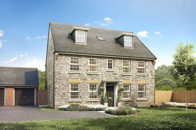 "Thumbnail Detached house for sale in ""Buckingham"" at Barley Fields, Thornbury, Bristol"