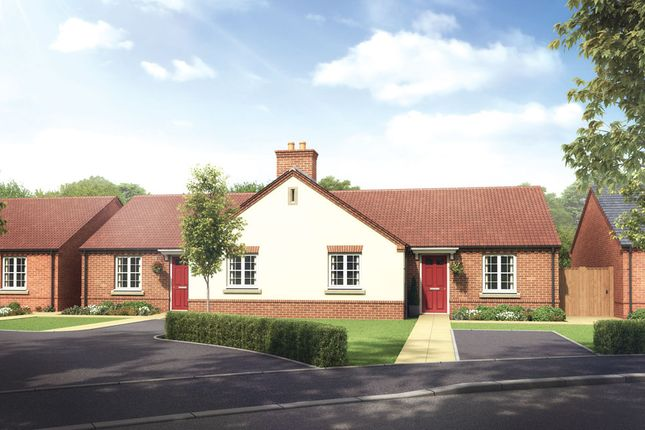 Thumbnail Semi-detached bungalow for sale in Easingwold, North Yorkshire
