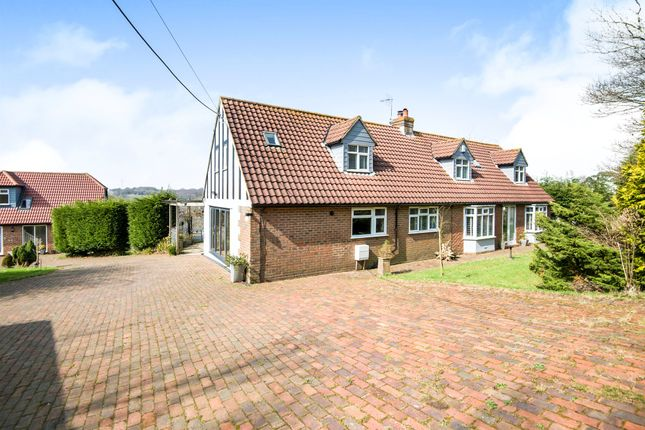 Thumbnail Detached house for sale in Rock Lane, Hastings