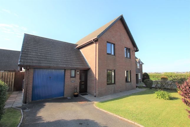 Thumbnail Detached house for sale in 27 Haulfan, Ffosyffin, Aberaeron