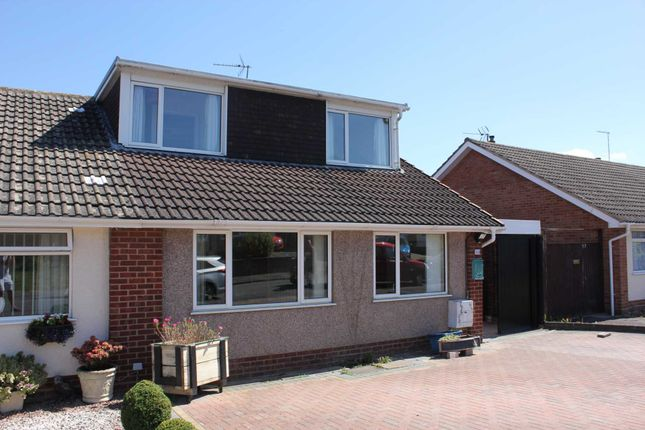 Thumbnail Bungalow for sale in Harewood Close, Tuffley