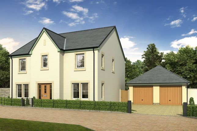 Thumbnail Detached house for sale in Plot 1, Melville + At Kings Court, Dunbar