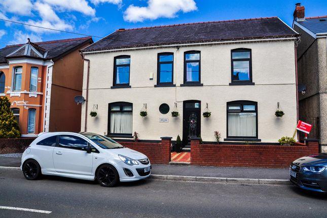 Detached house for sale in Margaret Street, Ammanford