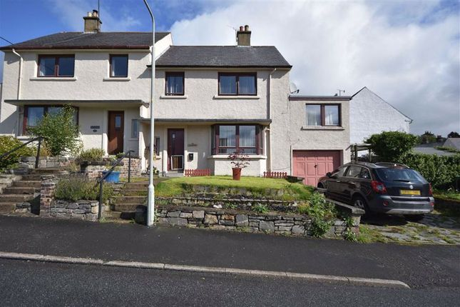 Thumbnail Semi-detached house for sale in Kylintra Crescent, Grantown-On-Spey