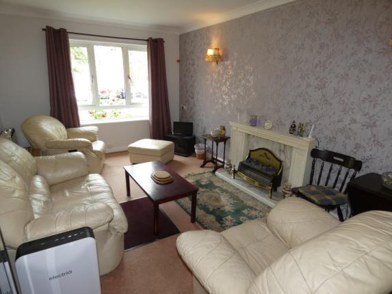 Living Room of Edge Lane, Chorlton, Manchester, Greater Manchester M32