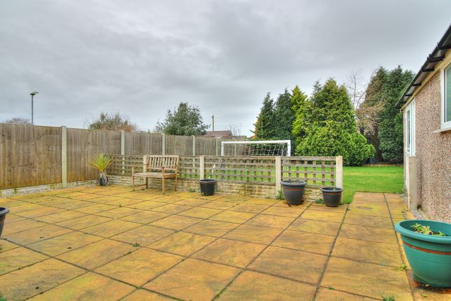 Garden of Chapel Lane, Coppull, Chorley PR7