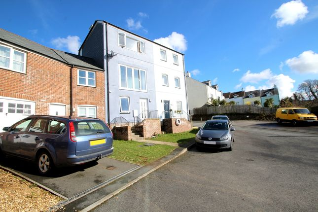 Thumbnail Town house for sale in Kingfisher Way, Oreston, Plymouth