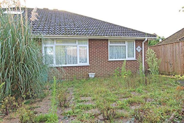 2 bed semi-detached bungalow for sale in Wainsford Road, Pennington, Lymington