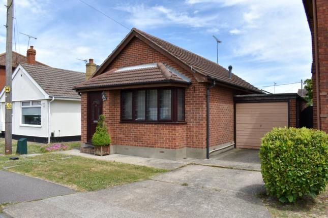 Thumbnail Bungalow for sale in May Avenue, Canvey Island