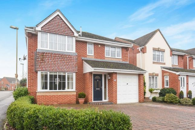 Thumbnail Detached house for sale in Germander Way, Bicester