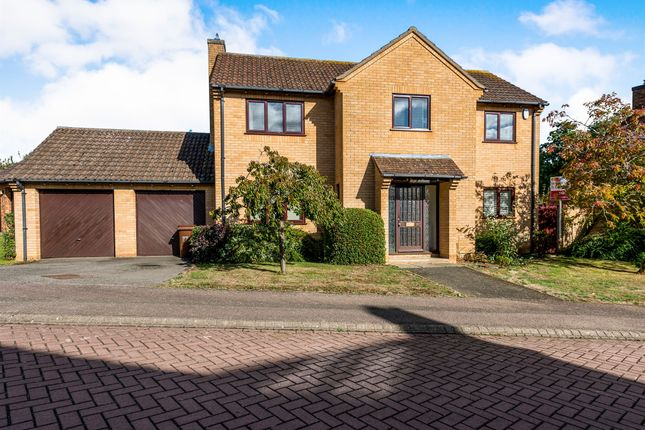 Thumbnail Detached house for sale in Huntsmead, Berrydale, Northampton