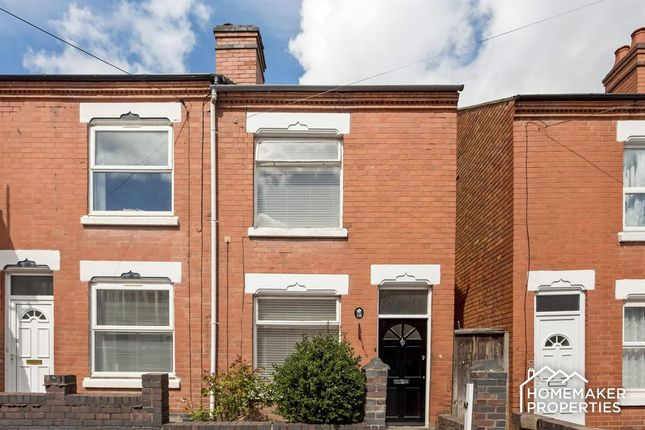 Thumbnail End terrace house for sale in Westwood Road, Earlsdon, Coventry
