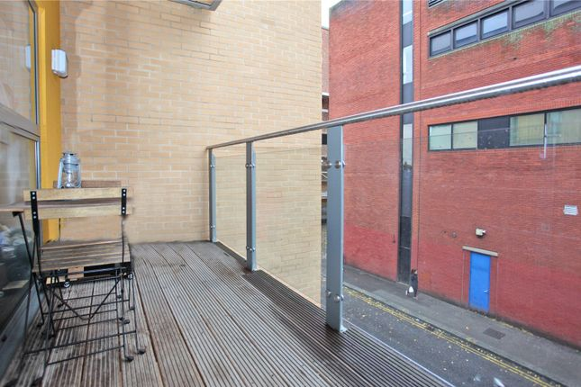 Balcony of Noel Park Road, Wood Green, London N22