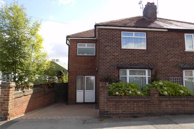 Thumbnail Semi-detached house for sale in Edward Street, Langley Mill, Nottingham, Derbyshire
