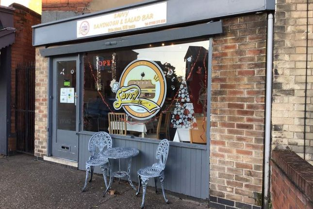 Restaurant/cafe for sale in Derby Road, Long Eaton, Nottingham