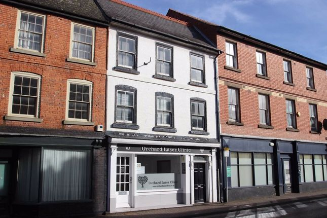 Commercial property for sale in St Owen Street, Hereford, Herefordshire