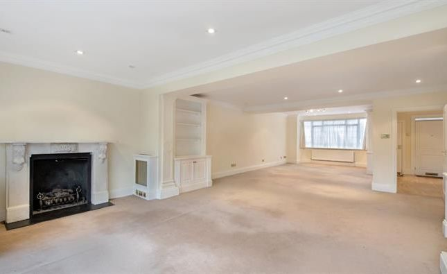 Thumbnail Flat to rent in Spencer Drive, Hampstead