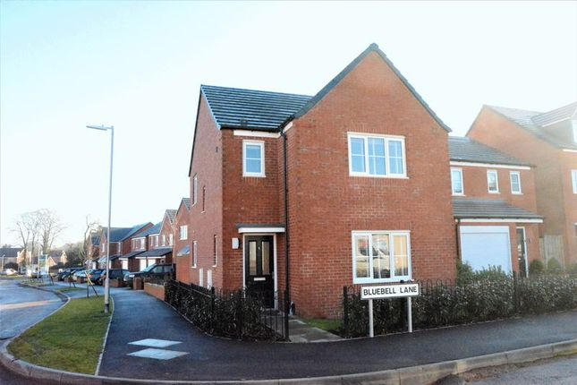 3 bed detached house for sale in Bluebell Lane, Newport
