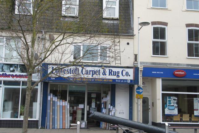 External Front of Bevan Street East, Lowestoft NR32