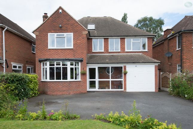 Thumbnail Detached house for sale in Jervis Crescent, Sutton Coldfield
