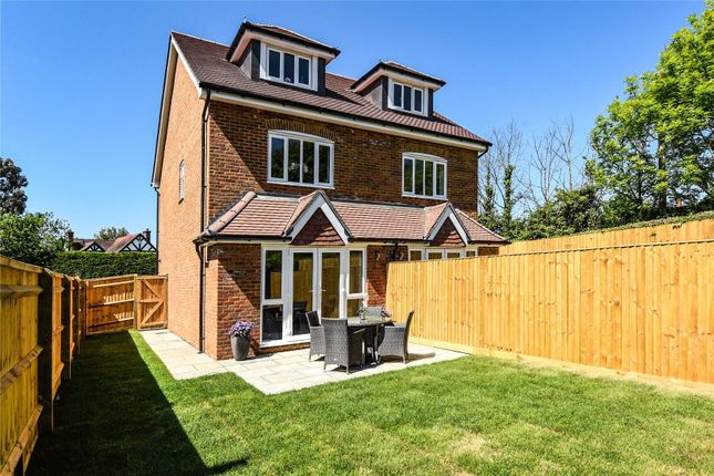 Thumbnail Semi-detached house for sale in Bisley, Woking, Surrey