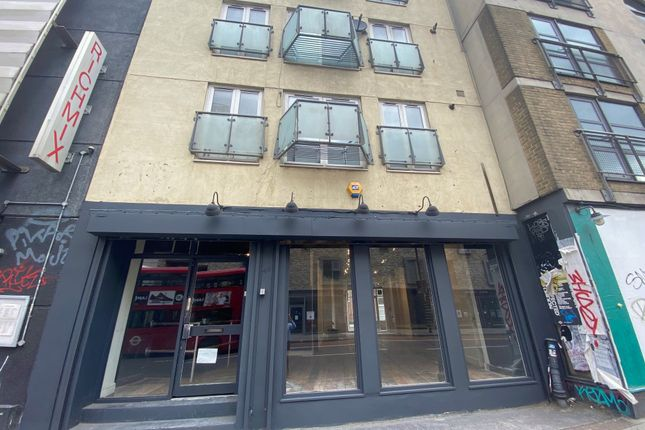 Thumbnail Retail premises to let in Bethnal Green Road, London