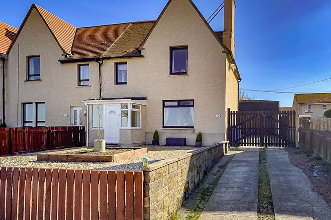 Thumbnail End terrace house to rent in Rashiehill Crescent, Breich, West Calder