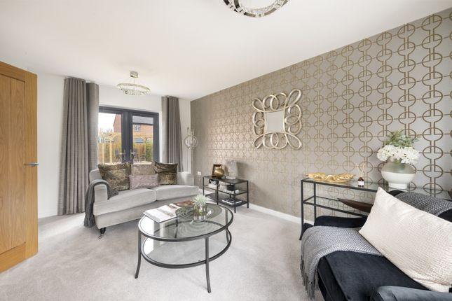 2 bedroom terraced house for sale in Saxon Gate, Eastern Avenue, Lichfield