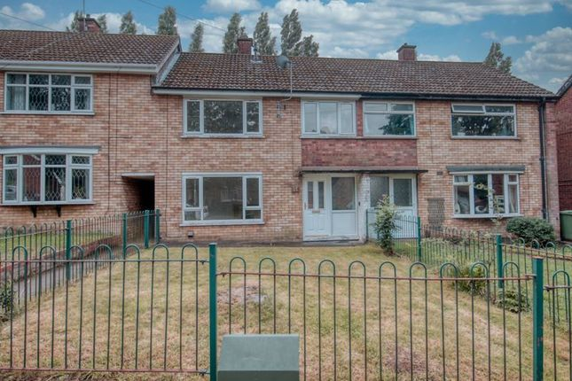 Thumbnail Terraced house for sale in Chapman Avenue, Scunthorpe