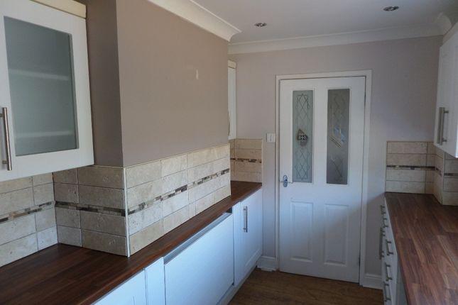 Kitchen of Bewick Crescent, Newton Aycliffe DL5