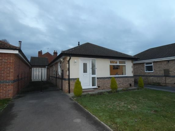 Thumbnail Bungalow for sale in Hartley Drive, Beeston, Nottingham