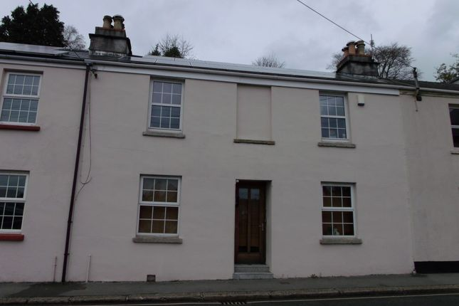 Thumbnail Terraced house to rent in Town Steps, West Street, Tavistock