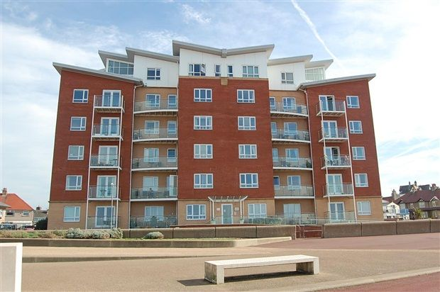 Thumbnail Flat for sale in Grosvenor Apartments, Heysham