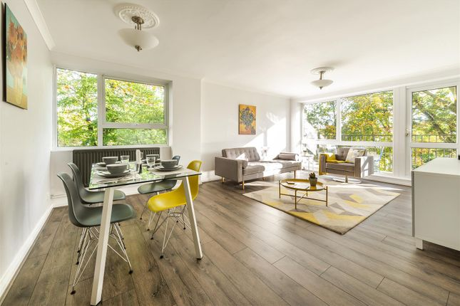 Thumbnail Flat for sale in Hermitage Walk, London