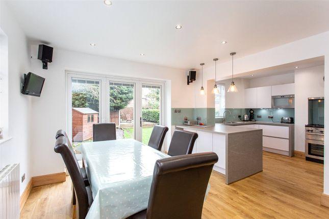 Kitchen/Diner of Wensley Grove, Leeds, West Yorkshire LS7