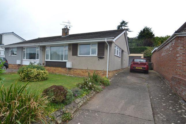 Thumbnail Bungalow to rent in Honeylands, Portishead, Bristol