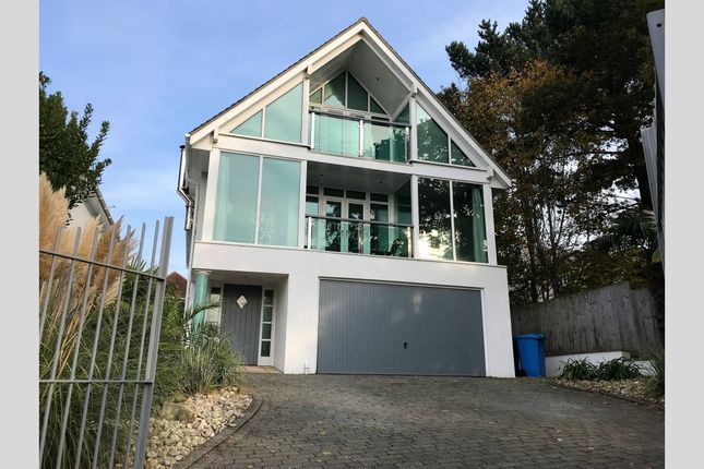 Thumbnail Detached house to rent in Lagoon Road, Poole