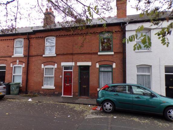 Terraced house in  Dale Street  Palfrey  Walsall  .  Birmingham